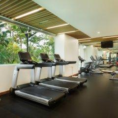 Отель The Seminyak Beach Resort & Spa фитнесс-зал фото 2