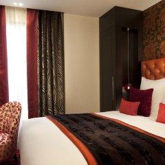 Hotel Le Petit Paris Париж комната для гостей фото 5