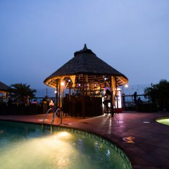 Отель Bon Voyage Нигерия, Лагос - отзывы, цены и фото номеров - забронировать отель Bon Voyage онлайн бассейн фото 3