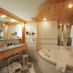Grand Hotel Zermatterhof ванная фото 2