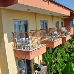 Yavuzhan Hotel Турция, Сиде - 1 отзыв об отеле, цены и фото номеров - забронировать отель Yavuzhan Hotel онлайн балкон