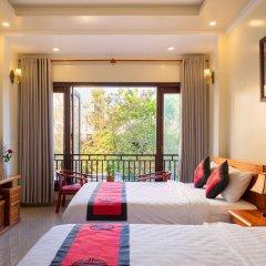 Отель HT Riverside Homestay комната для гостей фото 3