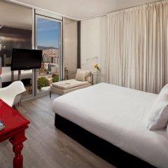 Отель Meliá Barcelona Sky комната для гостей фото 5