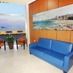Отель Marconi Hotel Испания, Бенидорм - отзывы, цены и фото номеров - забронировать отель Marconi Hotel онлайн комната для гостей фото 3