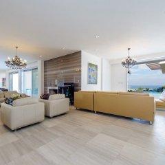 Отель Narcissos Bay View Villa Кипр, Протарас - отзывы, цены и фото номеров - забронировать отель Narcissos Bay View Villa онлайн интерьер отеля фото 3