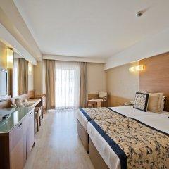 Отель Trendy Aspendos Beach - All Inclusive Сиде комната для гостей фото 2