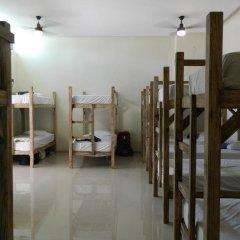 Отель Sayab Hostel Мексика, Плая-дель-Кармен - отзывы, цены и фото номеров - забронировать отель Sayab Hostel онлайн спа фото 2