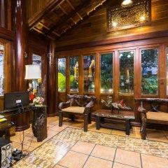 Отель True Siam Phayathai Hotel Таиланд, Бангкок - 1 отзыв об отеле, цены и фото номеров - забронировать отель True Siam Phayathai Hotel онлайн интерьер отеля