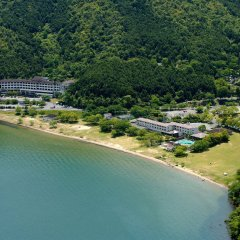 Отель Kyukamura Ohmi-Hachiman Омихатиман пляж