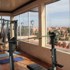 Отель Imperial Plaza Hotel Марокко, Марракеш - 2 отзыва об отеле, цены и фото номеров - забронировать отель Imperial Plaza Hotel онлайн фитнесс-зал фото 3