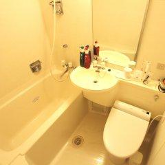 Отель Apa Toyama - Ekimae Тояма ванная