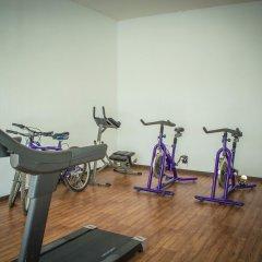 Отель Sara Suites Ixtapa фитнесс-зал