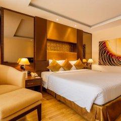 Отель Nova Gold Hotel Таиланд, Паттайя - 10 отзывов об отеле, цены и фото номеров - забронировать отель Nova Gold Hotel онлайн комната для гостей фото 2