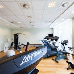 Отель Crowne Plaza Brussels Airport фитнесс-зал фото 3