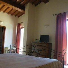 Отель Agriturismo Fattoria Di Gragnone Ареццо комната для гостей
