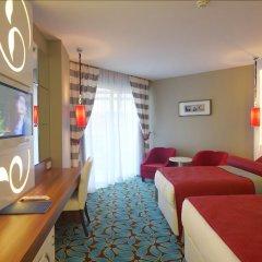 Vikingen Infinity Resort&Spa Турция, Аланья - 2 отзыва об отеле, цены и фото номеров - забронировать отель Vikingen Infinity Resort&Spa онлайн комната для гостей фото 5