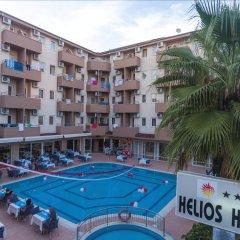 Helios Hotel - All Inclusive бассейн фото 3