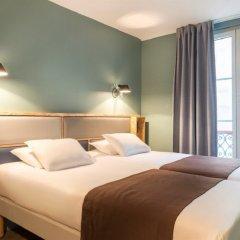 Отель Hôtel Basss комната для гостей фото 4