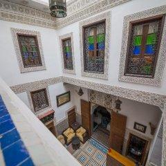 Отель Riad Dar Guennoun Марокко, Фес - отзывы, цены и фото номеров - забронировать отель Riad Dar Guennoun онлайн фото 6