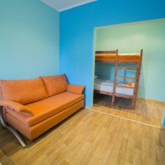 Crazy Dog Hostel комната для гостей фото 4