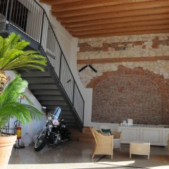 Отель Agriturismo La Risarona Грумоло-делле-Аббадессе интерьер отеля