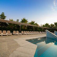 Sunmelia Beach Resort Hotel Сиде бассейн фото 2