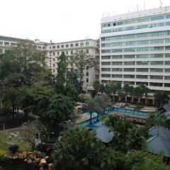 Dong Fang Hotel балкон