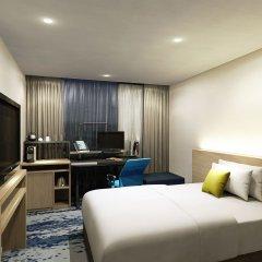 Отель THE GATE HOTEL TOKYO by HULIC Япония, Токио - отзывы, цены и фото номеров - забронировать отель THE GATE HOTEL TOKYO by HULIC онлайн комната для гостей фото 2