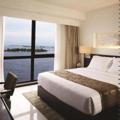 Отель Jen Maldives Malé by Shangri-La Мальдивы, Мале - отзывы, цены и фото номеров - забронировать отель Jen Maldives Malé by Shangri-La онлайн комната для гостей фото 2