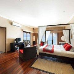 Отель Adaaran Prestige Ocean Villas Мальдивы, Атолл Каафу - отзывы, цены и фото номеров - забронировать отель Adaaran Prestige Ocean Villas онлайн комната для гостей фото 4