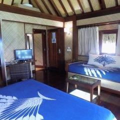 Отель Maitai Polynesia Французская Полинезия, Бора-Бора - отзывы, цены и фото номеров - забронировать отель Maitai Polynesia онлайн интерьер отеля