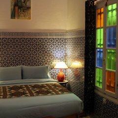 Отель Riad Meftaha Марокко, Рабат - отзывы, цены и фото номеров - забронировать отель Riad Meftaha онлайн комната для гостей фото 4