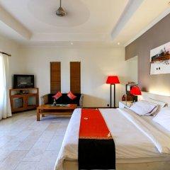 Отель Aleesha Villas комната для гостей фото 3