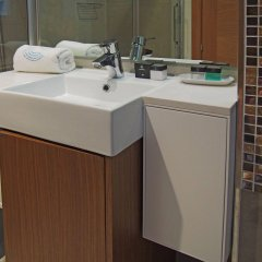 Отель Citizentral Juristas Испания, Валенсия - отзывы, цены и фото номеров - забронировать отель Citizentral Juristas онлайн ванная фото 2