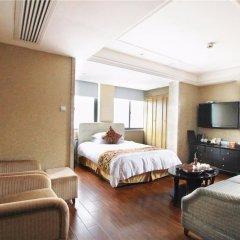 Отель Xiamen Feisu Gulangyu Yangjiayuan Hotel Китай, Сямынь - отзывы, цены и фото номеров - забронировать отель Xiamen Feisu Gulangyu Yangjiayuan Hotel онлайн комната для гостей фото 3