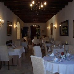 Отель Hacienda Los Jinetes питание