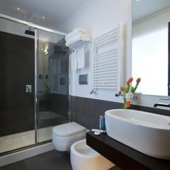 Отель Rinascimento Италия, Рим - 1 отзыв об отеле, цены и фото номеров - забронировать отель Rinascimento онлайн ванная