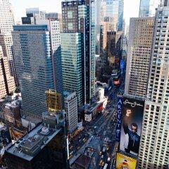Отель Crowne Plaza Times Square Manhattan США, Нью-Йорк - отзывы, цены и фото номеров - забронировать отель Crowne Plaza Times Square Manhattan онлайн фото 2