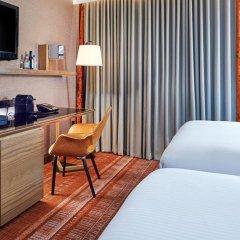 Отель Hilton London Tower Bridge 4* Номер Делюкс с 2 отдельными кроватями фото 4