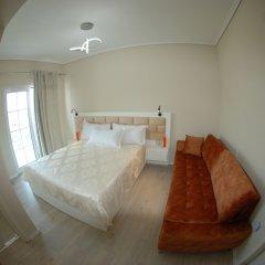 Отель Vila Abiori Албания, Ксамил - отзывы, цены и фото номеров - забронировать отель Vila Abiori онлайн комната для гостей фото 4