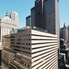 Отель Club Quarters Grand Central балкон