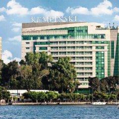 Kempinski Nile Hotel Cairo пляж фото 2