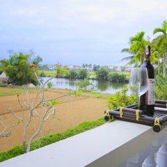 Отель Hoi An Red Frangipani Villa спа фото 2