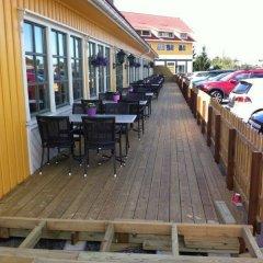 Отель Scandic Sørlandet балкон