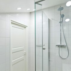 Апартаменты Harbor Black Pearl Apartments ванная