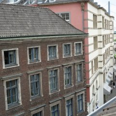 Апартаменты Tolstov-Hotels Old Town Apartment Дюссельдорф вид на фасад