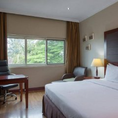 Отель Park Inn by Radisson, Lagos Victoria Island комната для гостей фото 2
