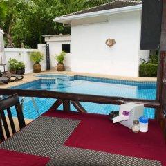 Отель Baan Sukreep Resort детские мероприятия
