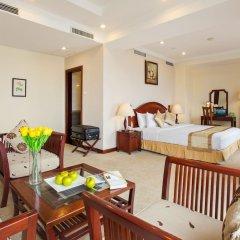 Rosaliza Hotel Hanoi комната для гостей фото 4