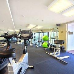 Отель Stamford Plaza Sydney Airport фитнесс-зал фото 2